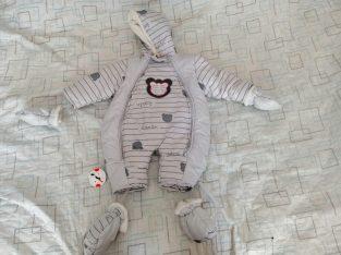Бебешко космонавтче