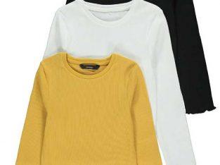 Комплект от три блузки George, размер 3-4г