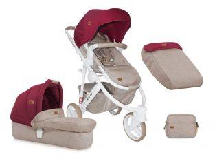 Бебешка количкаLorelli Monza 3