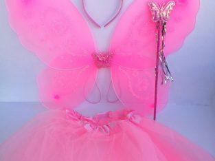 Крила на фея с рокля