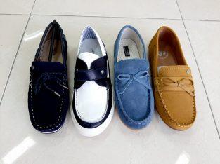 Официални обувки за момче от Естествена кожа на Италиански и Испански марки
