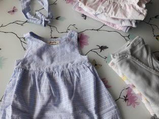Лот от бебешки дрехи 2-4м