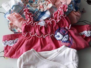Лот от бебешки дрехи 0-3м