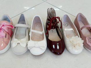 Официални обувки за момиче на Италиански и Испански марки