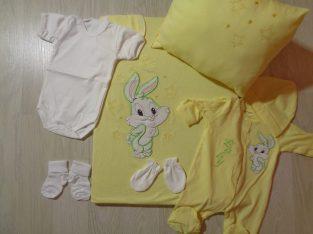луксозен бебешки комплект за новородени
