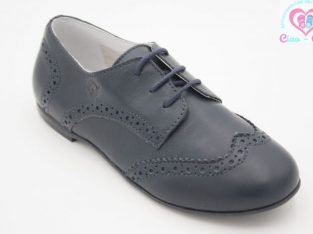 №19,20,22,23,28,30, NATURINO, Официални обувки за момче от Естествена кожа