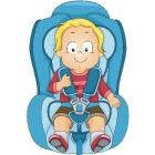 Столчета за кола. Car seats.