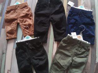 Бебешки панталонки за момченца