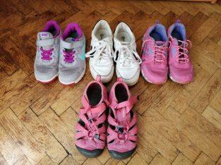 Маратонки и сандали Nike, Converse, Keen и др. 33-34