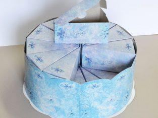 Торти от картон