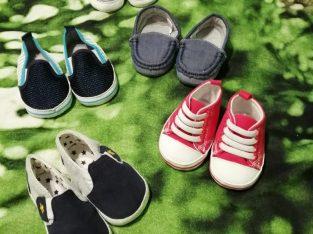 Обувки за новородено